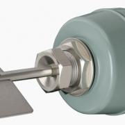 Rotary Paddle Sensor Point Level Measurement